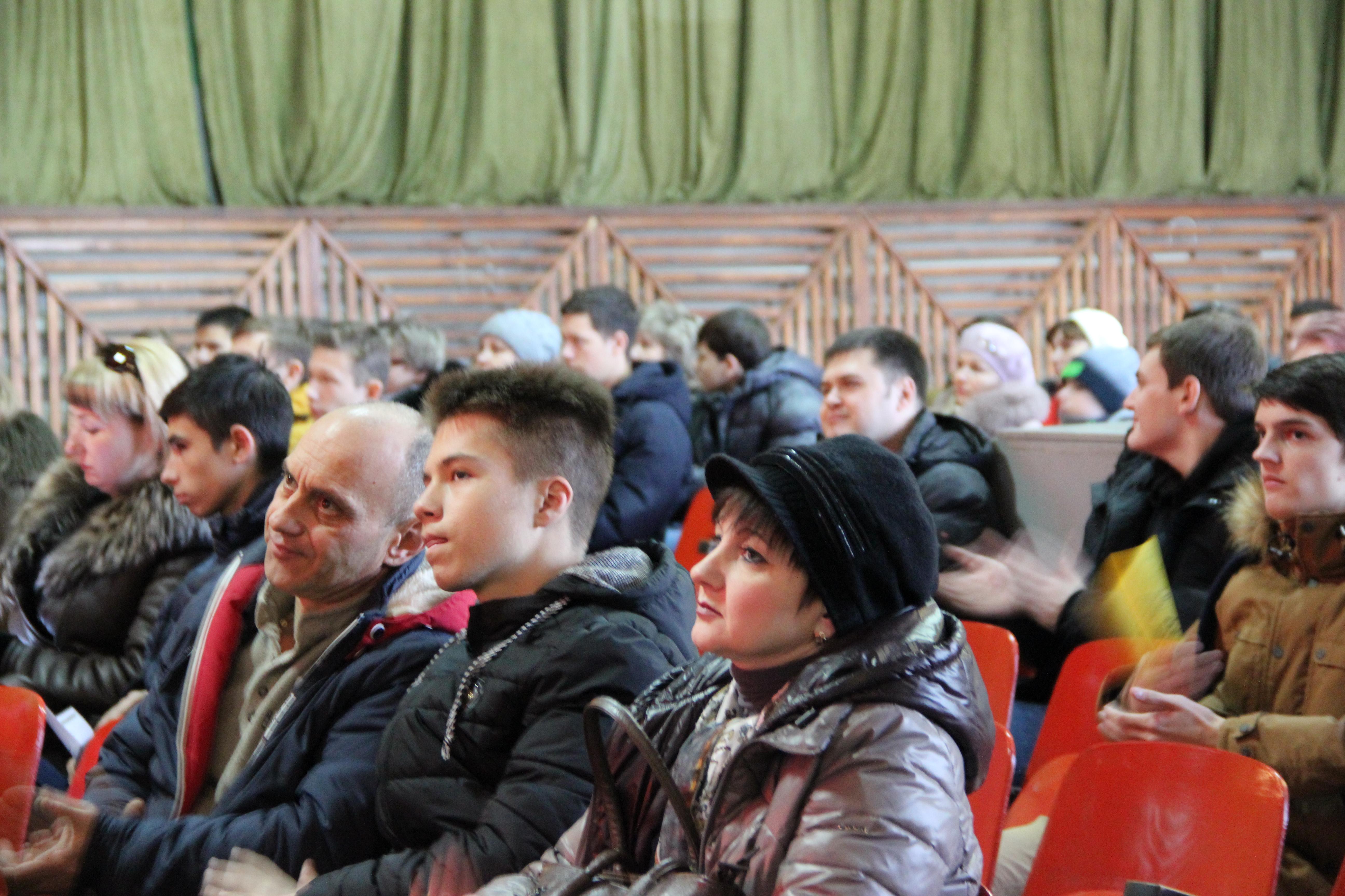 Волгоградский энергетический колледж распахнул свои двери для гостей на Дне открытых дверей!